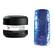Coloured UV nail gel p'tillant bleu 5g