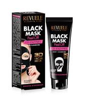 Revuele Black Mask mustapäänaamio - Syväpuhdistava 80ml