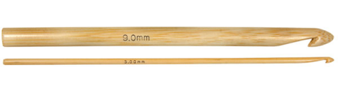 Bambuvirkkuukoukku 3,5 mm