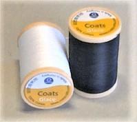 Ompelulanka Coats Glace, puuvilla, paksu