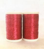 Ompelulanka Coats Metallic, väri punainen