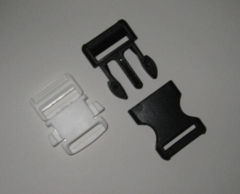 Reppulukko, musta,  2 cm
