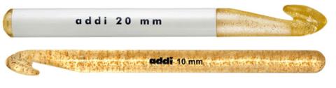 Virkkuukoukku 6 - 7 mm