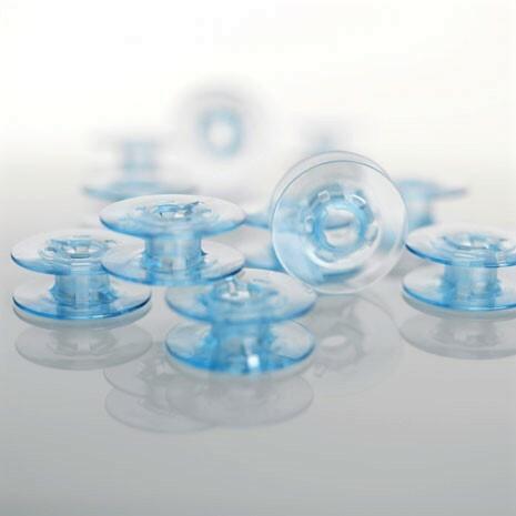 Pfaff muovipuola, sininen, 10kpl, malleihin A, C, D, E, F, G