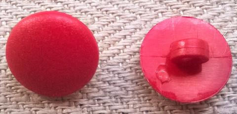 Kantanappi sileäpintainen, 12 mm