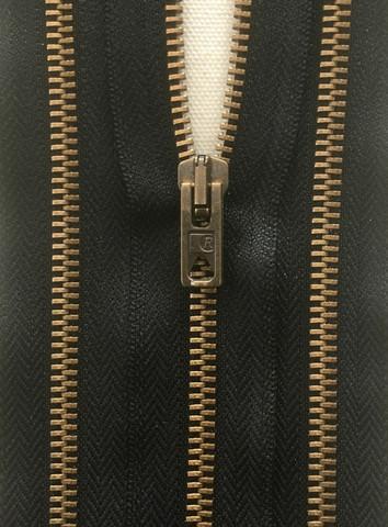 Takkiketju metalli, musta, 55 cm