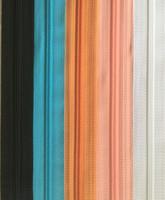 Takkivetoketju, spiraaliketju 40 cm, 11 väriä