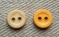 Keltainen perusnappi pieni, 11 mm