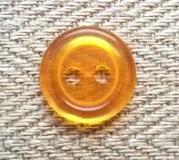 Keltainen perusnappi, 12 mm