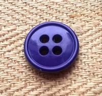 Violetti paidannappi, 12 mm