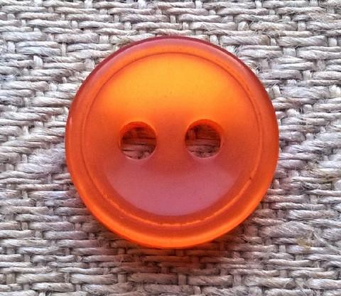 Poltettuoranssi perusnappi, 12 mm