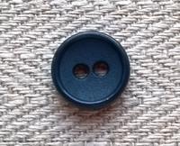 Sininen perusnappi, 10 mm