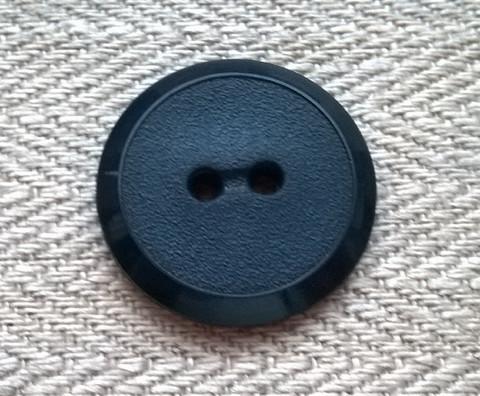 Sininen perusnappi, 22 mm