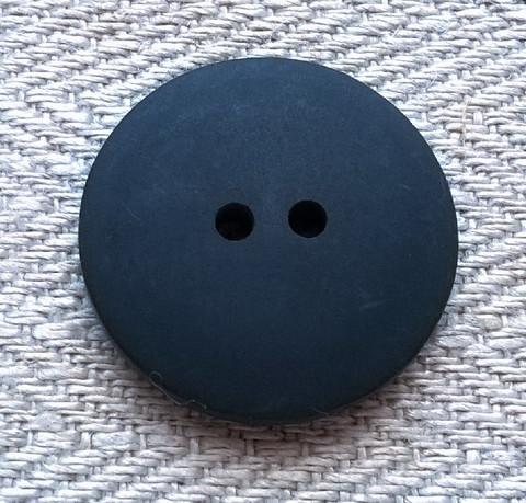 Tummansininen takinnappi, 22 mm