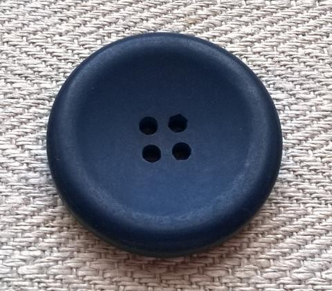 Sininen takinnappi, 27 mm