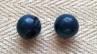 Sininen pallonappi, 10 mm