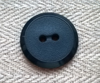 Sininen perusnappi, 19 mm