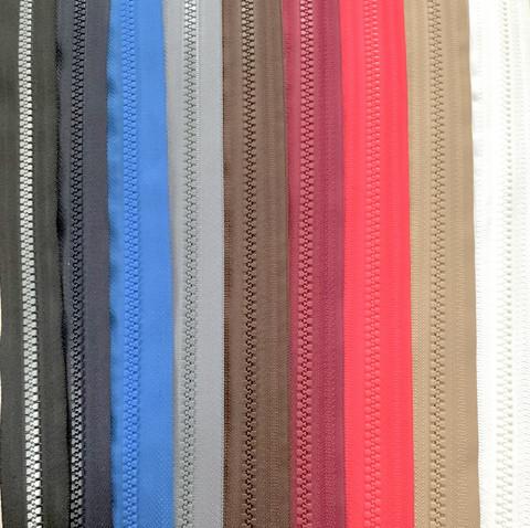 2-lukkoinen avoketju 85 cm, 10 väriä