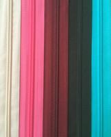 Takkivetoketju, spiraaliketju 65 cm, useita värejä