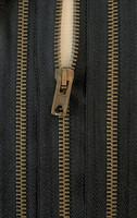 Avovetoketju, metalli, musta, 55 cm