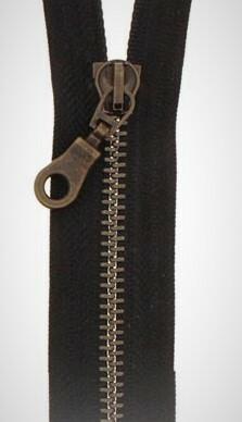 Takkiketju metalli, musta 70 cm
