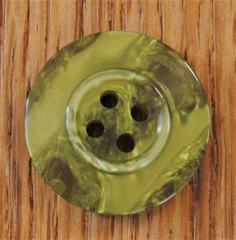 Oliivinvihreä nappi, 23mm