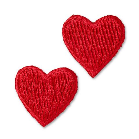 Sydän -koristekuvio, 2 kpl