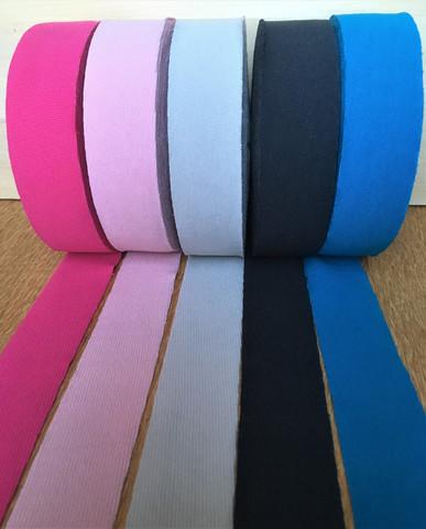 Resorikantti, leveys 28 mm, 20 väriä