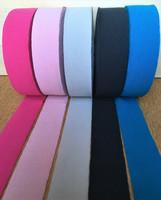 Resorikantti, leveys 50 mm, 20 väriä