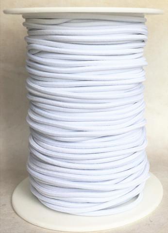 Pyöreä kuminauha, halkaisija 3 mm, 5 väriä