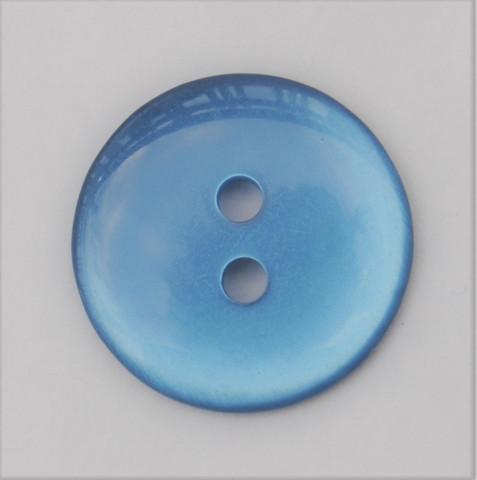 Sininen nappi, 18 mm