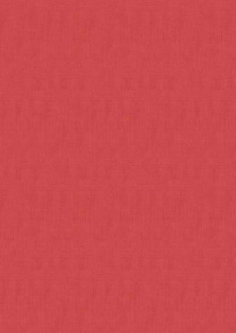 Punasävyinen puuvillakangas, väri Old Rose