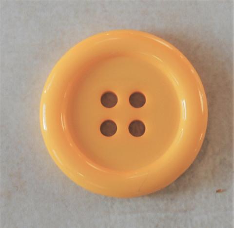 Keltainen nappi, 25 mm