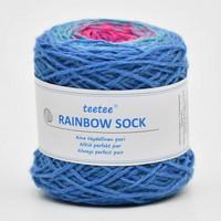 teetee Rainbow Sock, 3 väriä