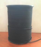 Pyöreä kuminauhanyöri, halkaisija 1,5 mm, musta