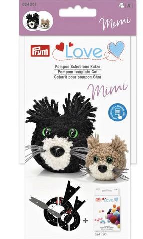 Prym Love tupsukaavain kissa