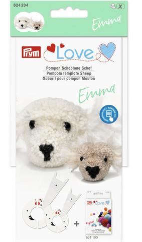 Prym Love tupsukaavain lammas