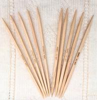 Neliskanttiset sukkapuikot surinapuuta, koot 4-5-6