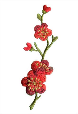 Kirsikankukka-koristekuvio