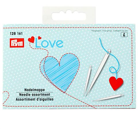 Prym Love neulalajitelma, 29 neulaa ja langoitin