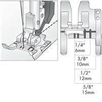Pfaff Saumanohjainjalka IDT-järjestelmällä