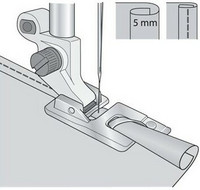 Husqvqrnq Viking Kiertopäärmejalka, 5 mm