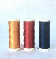 Silkkiompelulanka, Coats Seta Reale, paksu, 20m, 7 väriä
