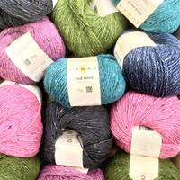 Rowan Felted Tweed, useita värejä