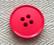 Punainen perusnappi, 21 mm