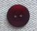 Viininpunainen kiiltävä perusnappi, 18 mm