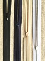 Piilovetoketju 45 cm, 10 väriä
