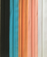 Avovetoketju, spiraaliketju 40 cm, 13 väriä