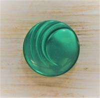 Vihreä koristenappi, 11 mm