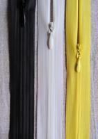 Piilovetoketju 18 cm, 3 väriä